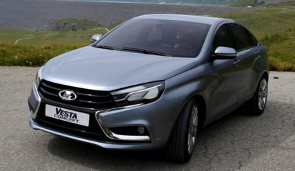 Будущий отечественный флагман Lada Vesta в глазах автолюбителей
