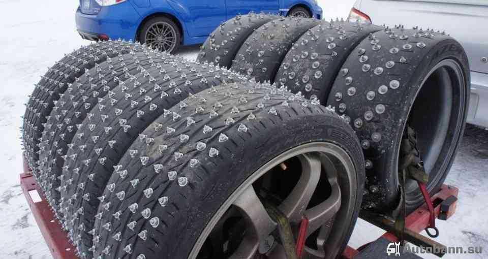4b567c44e Что лучше: «липучка» или ошиповка зимних шин и отзывы автолюбителей ...