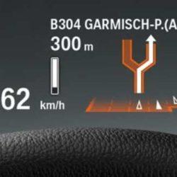 Сколько стоит проекционный дисплей на лобовое стекло BMW X5 F15?