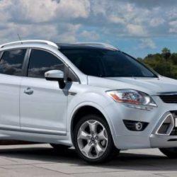Обновленная линейка паркетников от Ford: EcoSport и Kuga