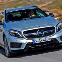 CUV от Mercedes: что предлагает немецкий концерн?