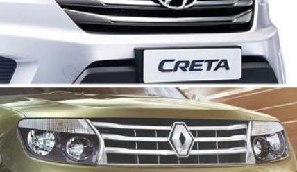 Параллели SUV: сравнение Хендай Грета и Рено Дастер по основным параметрам