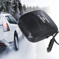 Давай тепло: автомобильный тепловентилятор 12В и отзывы о «дуйчиках»