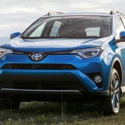 Какие у Тойота RAV4 2016 комплектации и цены модельного ряда