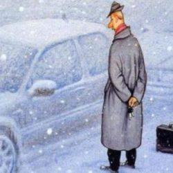 Нужен ли прогрев двигателя автомобиля зимой и почему