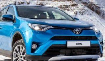Японский хищник: Toyota RAV4 и отзывы владельцев кроссовера