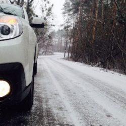 Полный привод и особенности вождения переднеприводного автомобиля зимой при гололеде