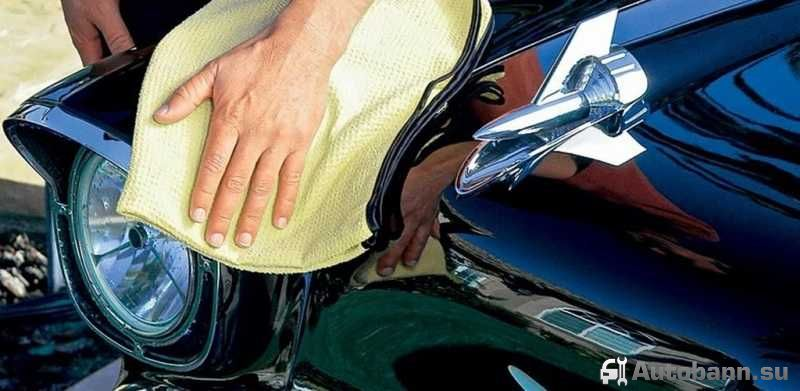 Полировка кузова автомобиля своими руками царапин