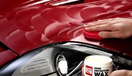 Мойка и покрытие авто воском: назначение и технологии