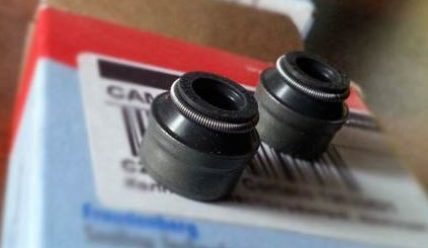 Как выполнить смену сальников клапанов на Lada Samara самостоятельно?