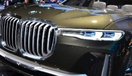 Флагман BMW X7 2018 года и цена на российском рынке