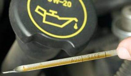 Чем опасен перелив масла в двигатель