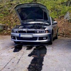 Давит смазку или почему течет масло из-под масляного фильтра мотора