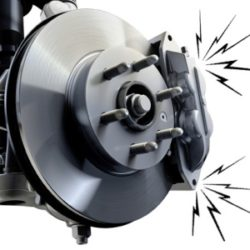 Почему скрипят тормоза при торможении машины: причины и рекомендации по устранению