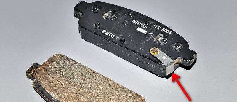 Скрипят новые тормозные колодки при торможении