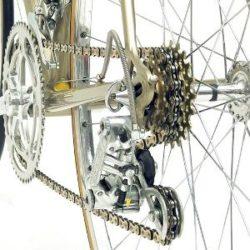 Почему проскальзывает цепь на скоростном велосипеде: 2 причины и рецепт лечения