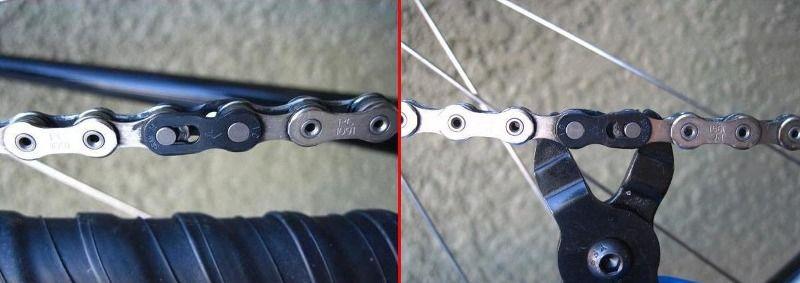 как регулировать натяжение цепи велосипеда