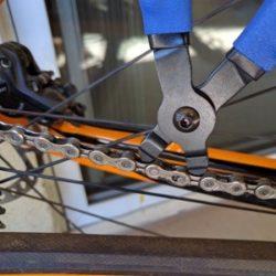 Как заменить цепь на велосипеде своими руками