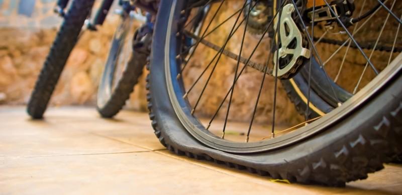 ремонт велосипедной камеры