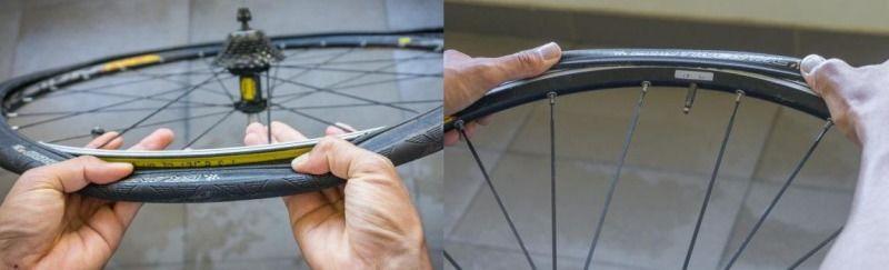 ремонт велокамеры своими руками