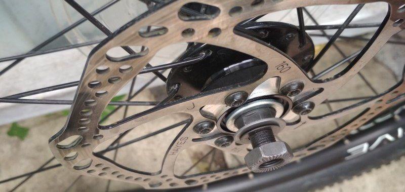 ремонт задней втулки велосипеда с ножным тормозом