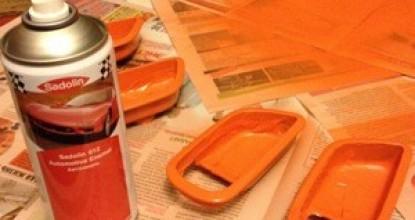 Как выполняется покраска пластика автомобиля своими руками и видео рабочего процесса