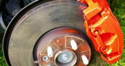 Спорт-стайлинг: покраска тормозных суппортов в гаражных условиях