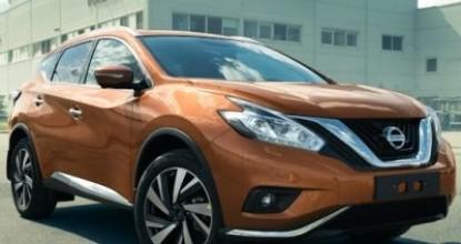 Новый Nissan Murano и технические характеристики кроссовера третьего поколения