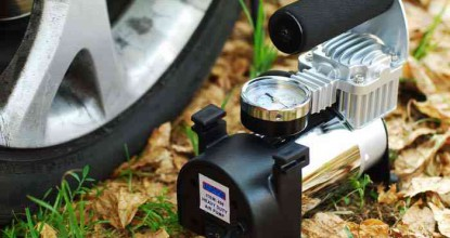 Выбираем компрессор для накачки шин автомобиля среднего класса