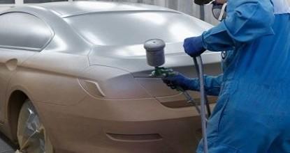 Редизайн: как правильно красить жидкой резиной автомобиль?