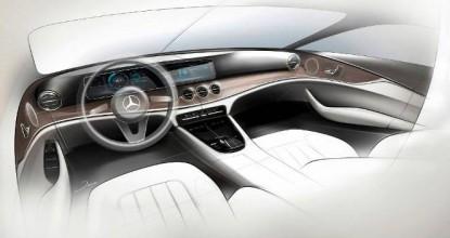 Что готовит новый Mercedes-Benz E-Class 2016 года: приоткроем завесу