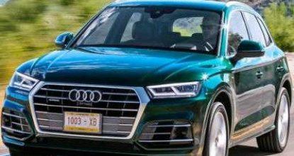 Новый кроссовер Audi Q5 2017 и тест-драйв второго поколения