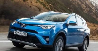 Какова линейка паркетников от Toyota: модели и параметры