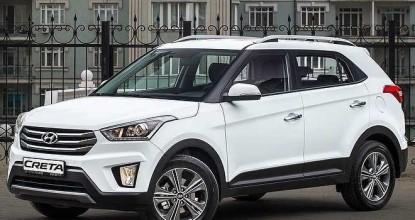 Компактный SUV Hyundai Creta и обзор новинки 2016 года