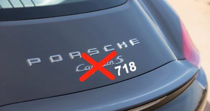 Скорый дебют – новый Porsche серии Boxster 718 и Cayman 718 уже в 2016 году