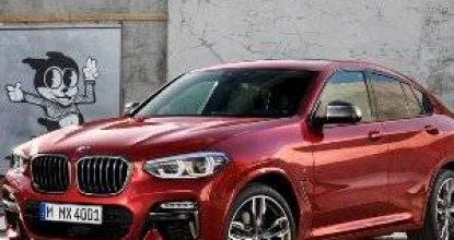 Мыслями в Баварии: сколько стоит BMW X4 и новая генерация в различных исполнениях