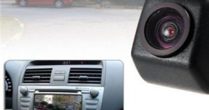За бортом: Wi-Fi камера заднего вида для автомобиля с навигатором на Android