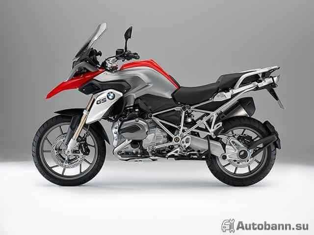 фото нового мотоцикла БМВ 1200 GS
