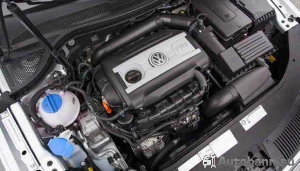 Фольксваген Пассат и двигатель в новом кузове