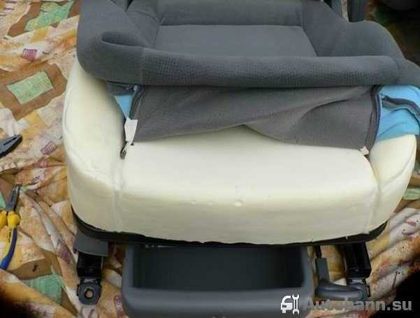 Ремонт обогрев сидений своими руками фото 229