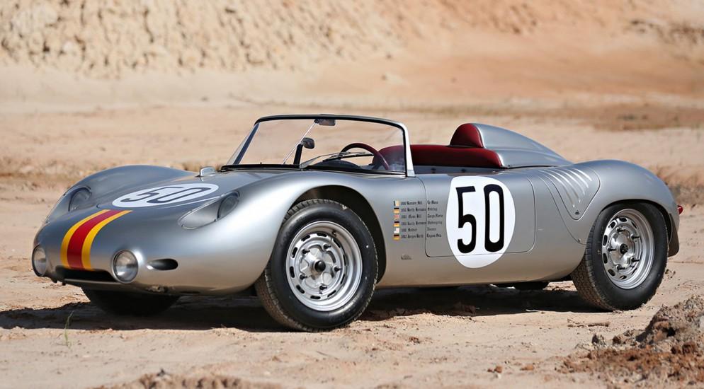 новый родстер Porsche
