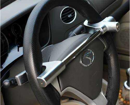 Защита авто своими руками