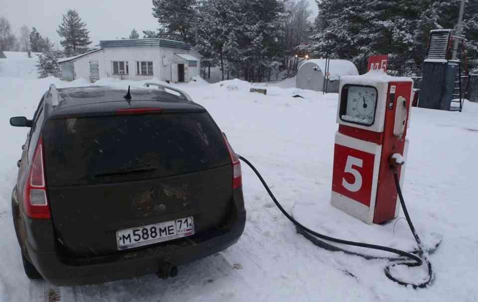 зимнее дизельное топливо арктика и его технические характеристики