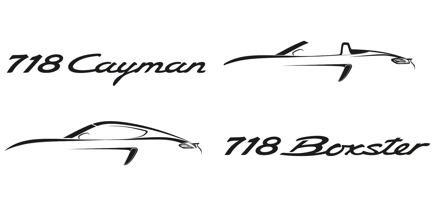 Porsche серии 718