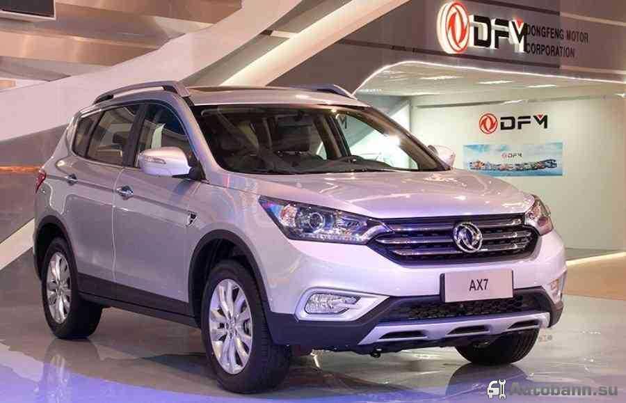 новые китайские авто выпуска 2016 года