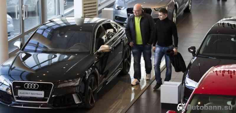 цены на новые авто в России