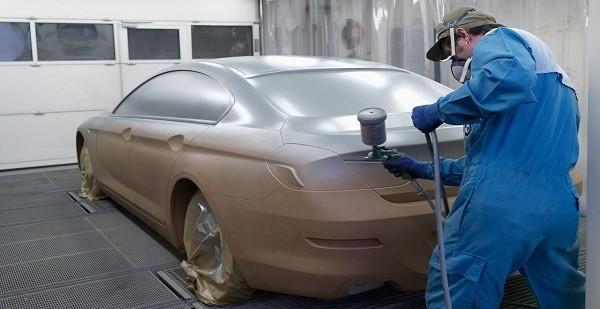 покраска авто жидкой резиной видео