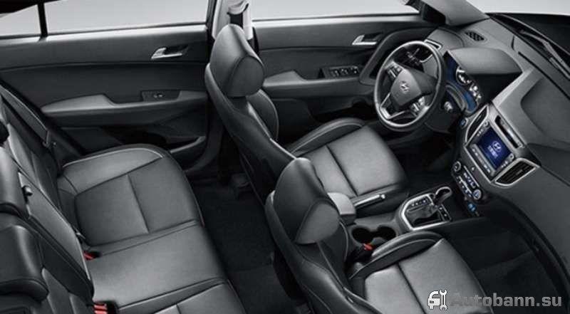 обзор кроссовера Hyundai Creta
