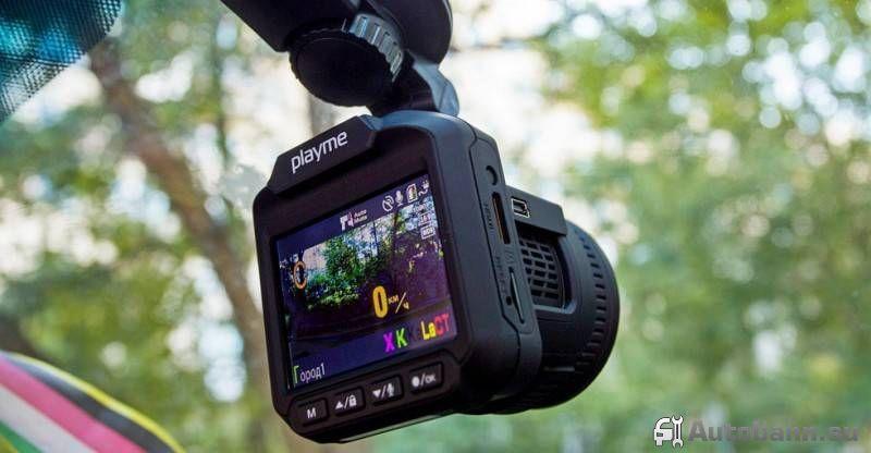 обзор недорогих видеорегистраторов с радаром-детектором 2016
