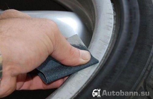 покраска своими руками литых автомобильных дисков